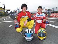 Alex FONATANA & Andrea DI PIETRO