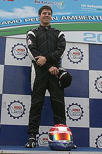 Stefano Comini vince a Monza!