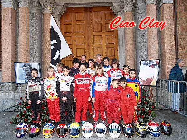 Ultimo Saluto a Clay Regazzoni